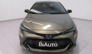 Toyota Corolla 1.8 Hybrid Style Berlina due volumi pieno