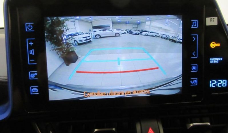Toyota C-HR 1.8 Hybrid CVT Style SUV pieno